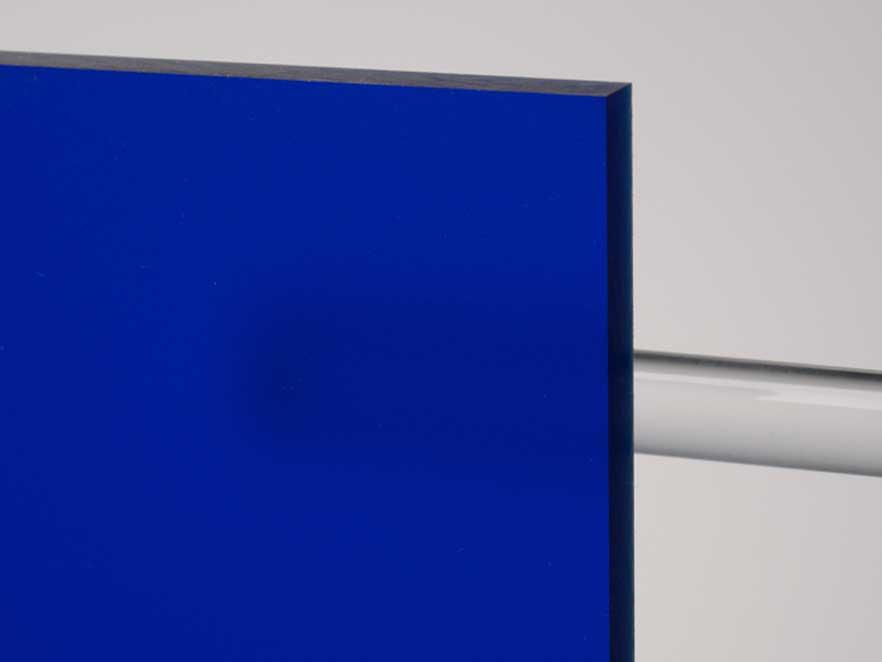Plexiglas Satinice Blue 5C01 DC
