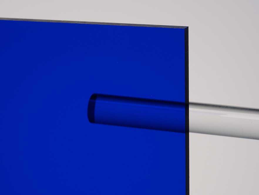 Plexiglas Blue 5C01