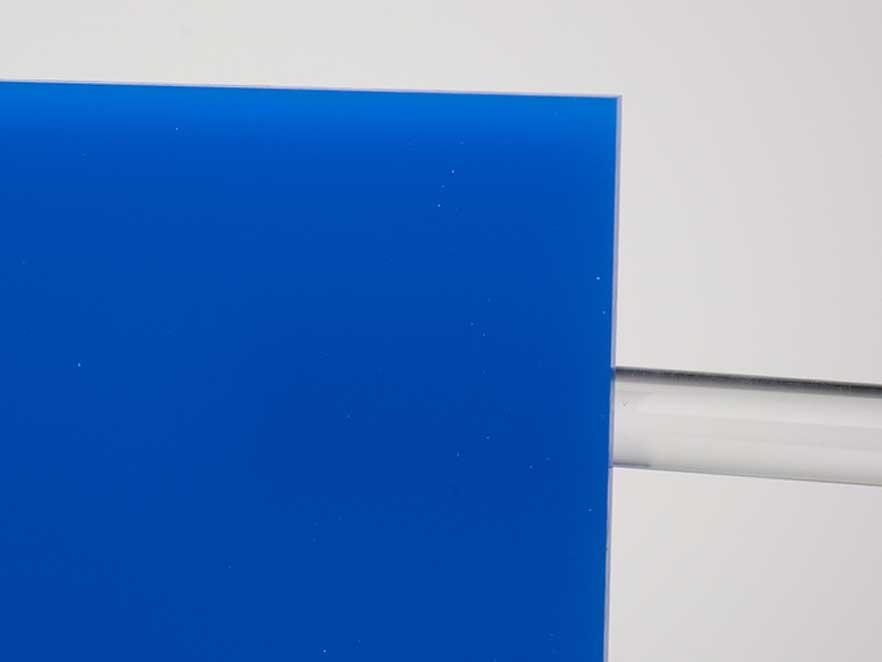 Plexiglas Blue 5H48