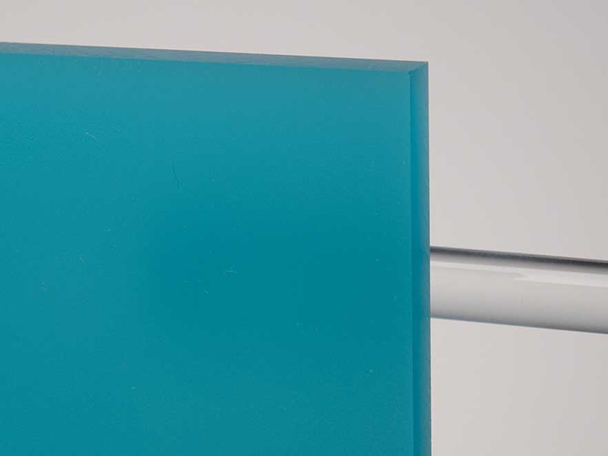 Plexiglas Satinice Blue 5H74 DC