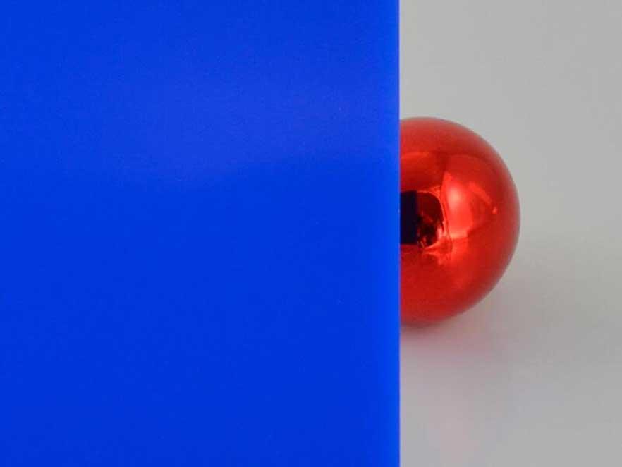 Plexiglas Blue 5N870