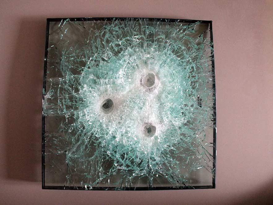 Drošības stikla paketes