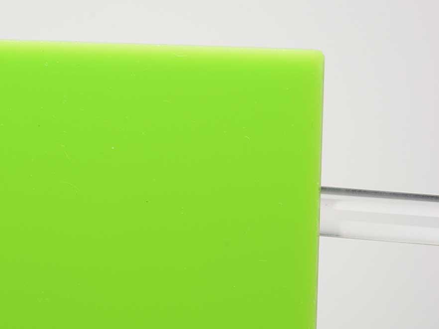 Plexiglas Green 6H02