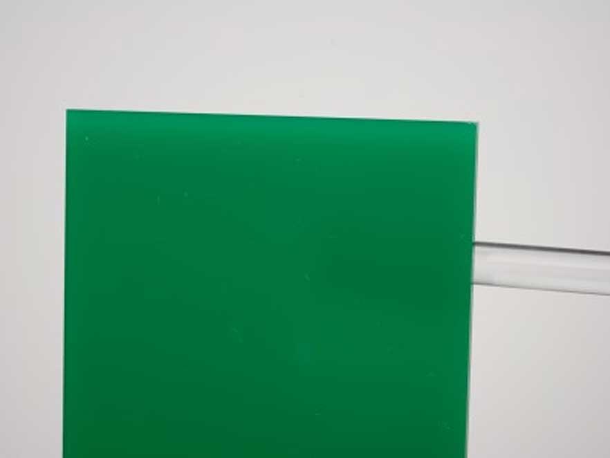 Plexiglas Green 6N570