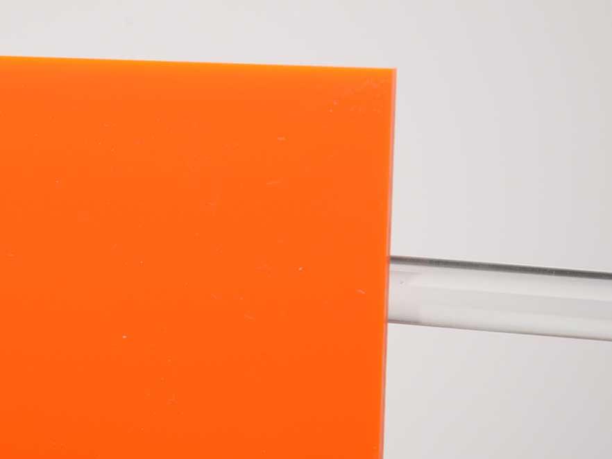 Plexiglas Orange 2N170