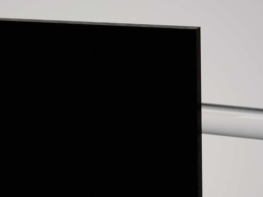 Plexiglas Black 9H01