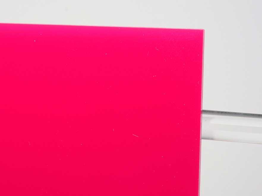Plexiglas Rose 3H00