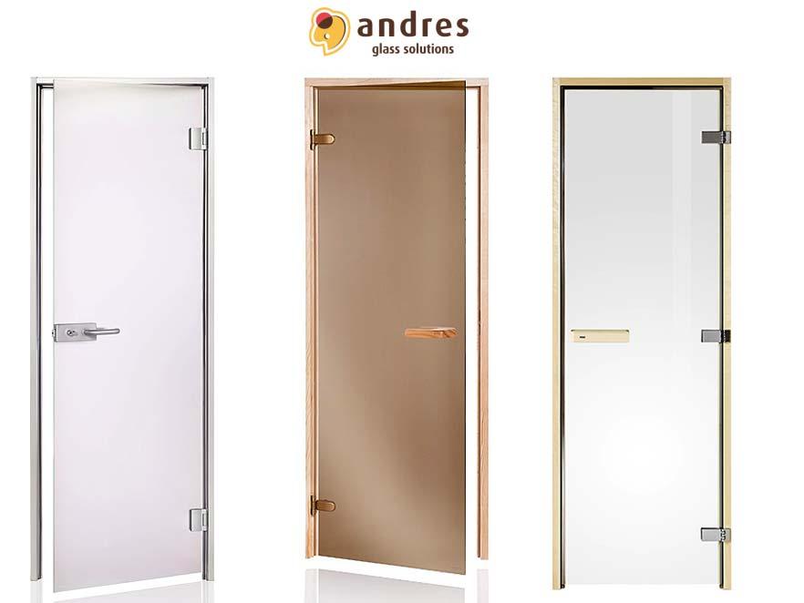 Готовые двери по каталогу Andres