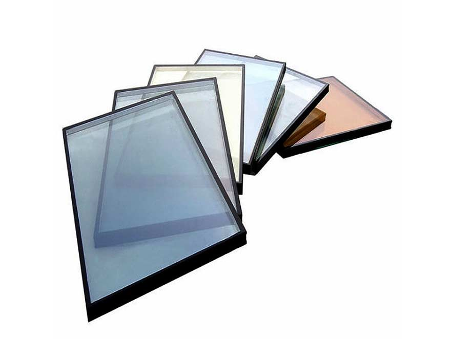 Tonētas stikla paketes