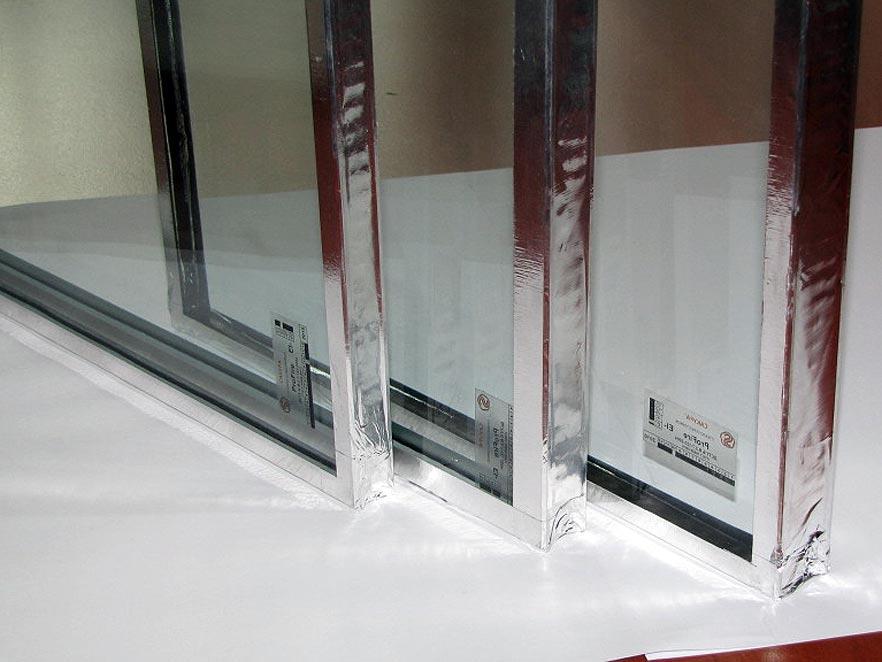 Ugunsdrošas stikla paketes