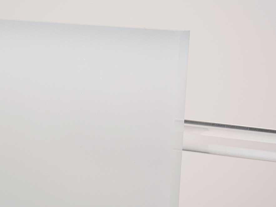 Plexiglas Satinice White WH10 DC