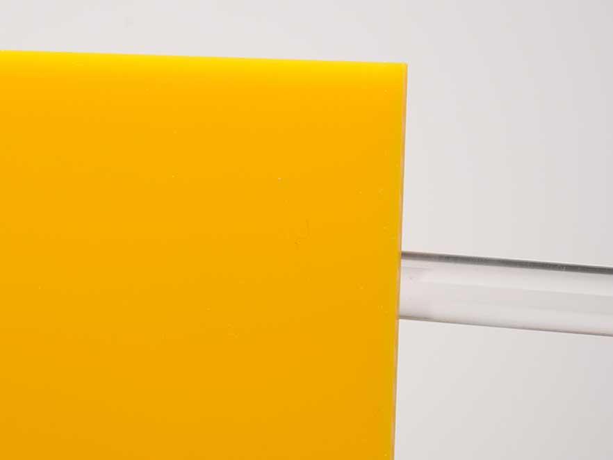 Plexiglas Yellow 1N270