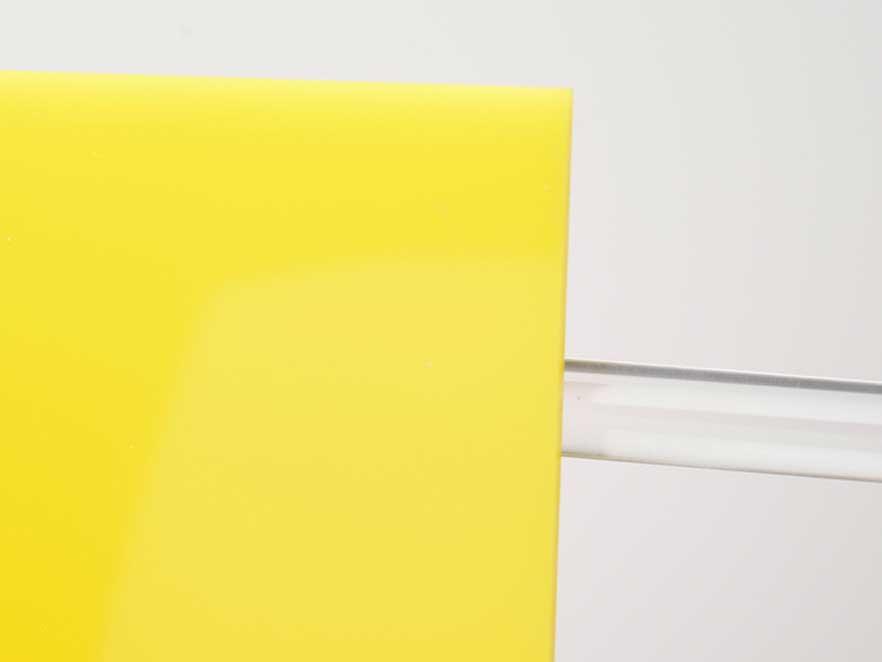 Plexiglas Yellow 1N870