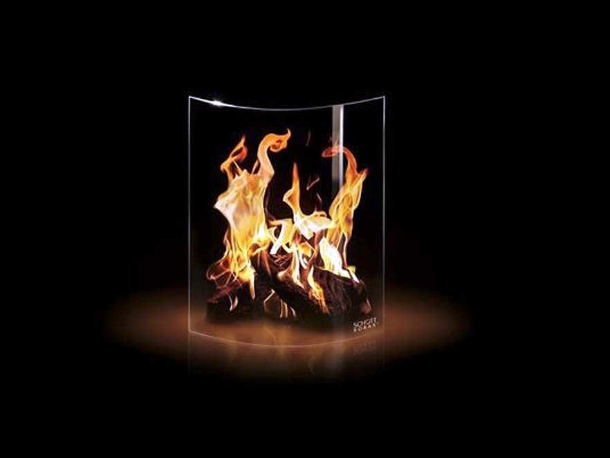 Kamīnu stikls