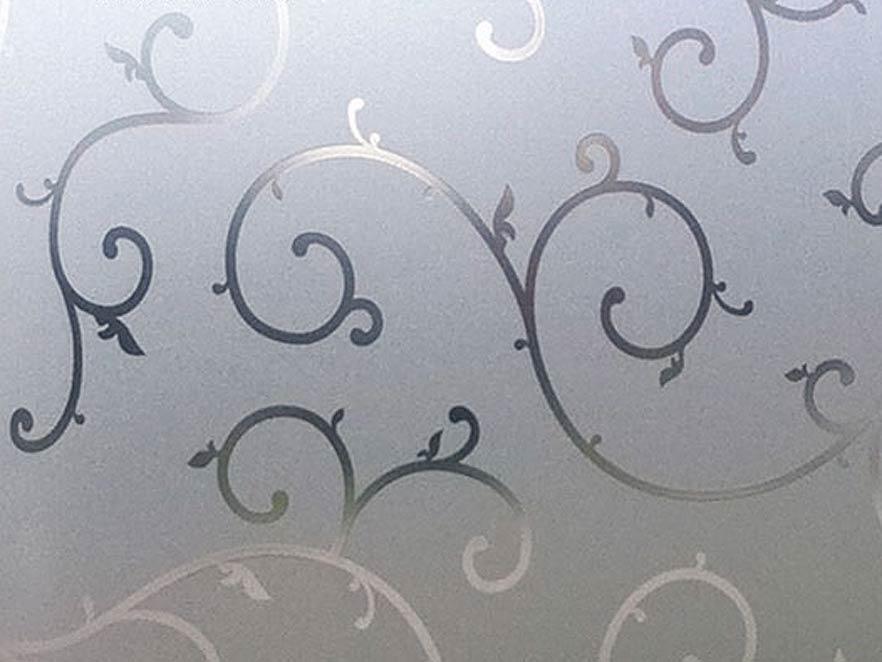 Stikla apstrāde ar smilšstrūklu