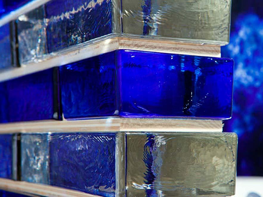 Stikla bloki