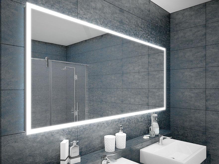Spogulis vannas istabai
