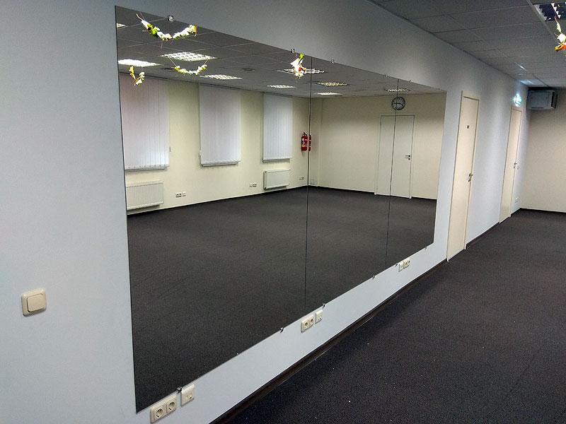 Spoguļu siena