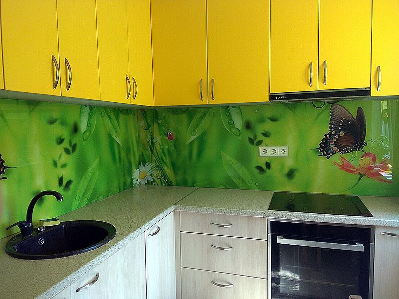 Jautrs virtuves panelis